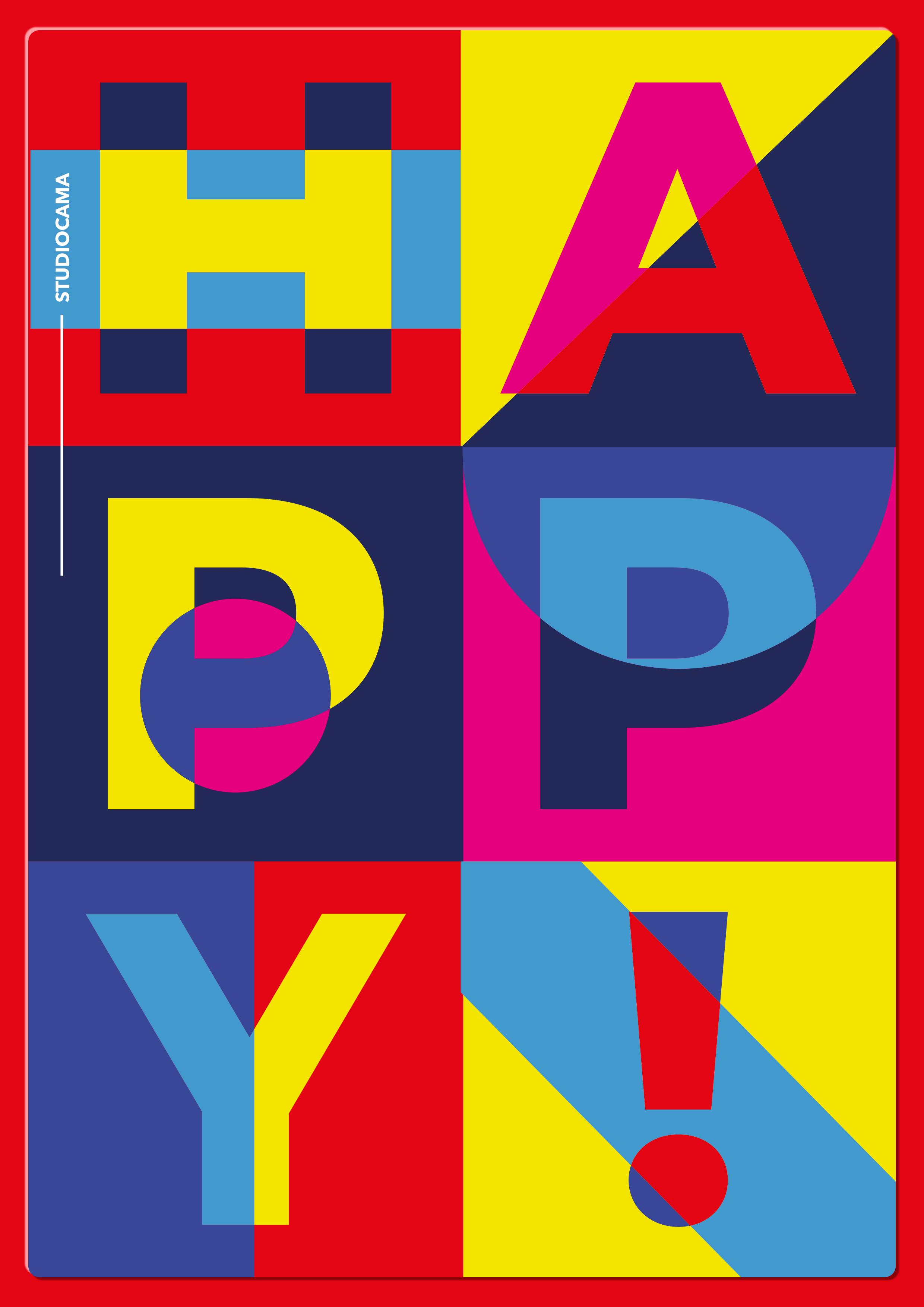 Poster-Happy